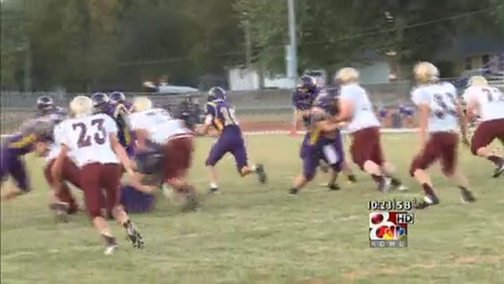 Schuyler County at Salisbury FNF Week Three