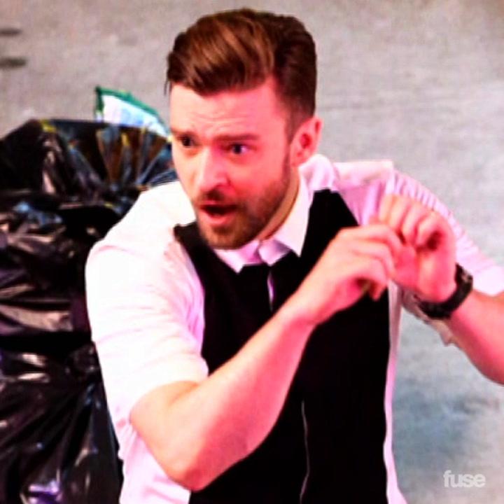 """Justin Timberlake """"Take Back the Night"""" Music Video Sneak Peek"""