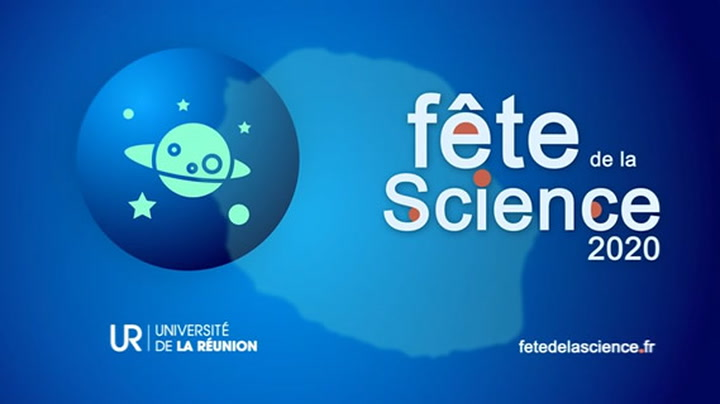 Replay Fete de la science - Mercredi 25 Novembre 2020
