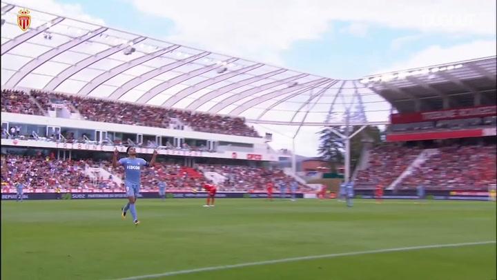 Radamel Falcao's unstoppable strike vs FCO Dijon