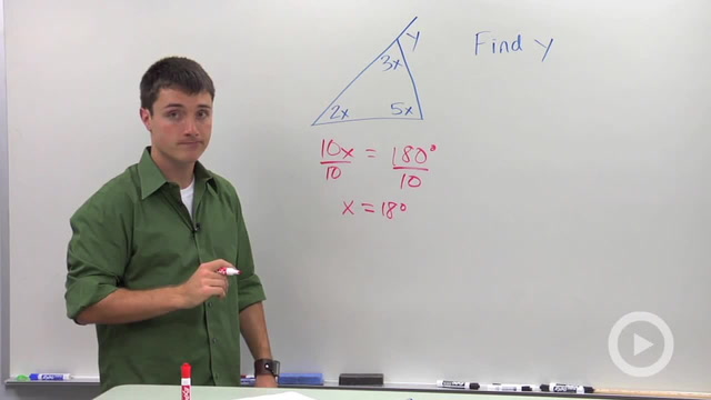 Remote Interior Angles - Problem 3