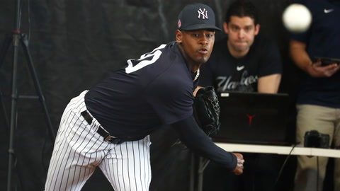 What are the odds Luis Severino comes back to win the AL Cy Young?