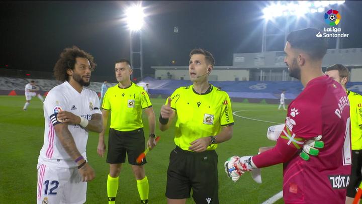 LaLiga Santander (Jornada 11): Real Madrid 1-2 Alavés
