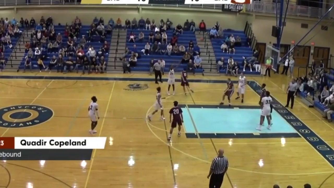 Quadir Copeland Highlights
