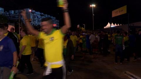 Brasil inaugura la Copa América con goleada sobre Bolivia