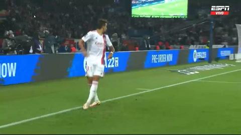 PSG 2-1 Lyon (Ligue 1)