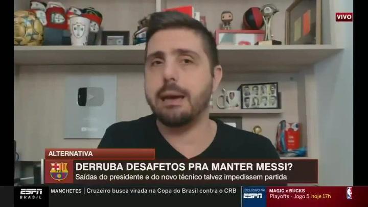ESPN: ¡Messi llamó a Neymar para que también fiche por el City!