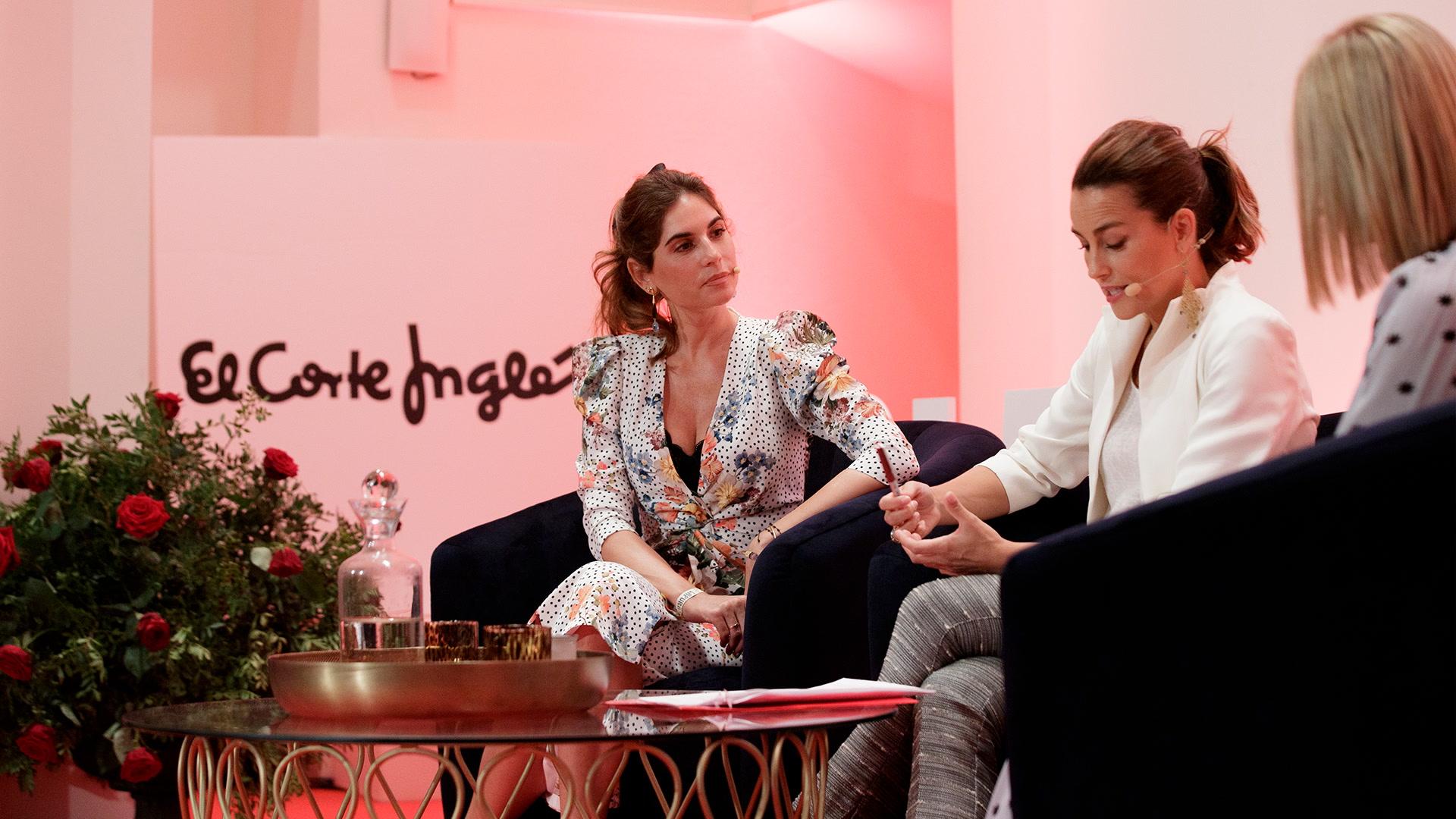 Lourdes Montes y Cristina Reyes hablan de moda y estilismo