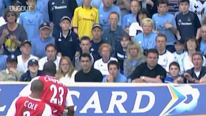 Spurs' best White Hart Lane goals vs Arsenal