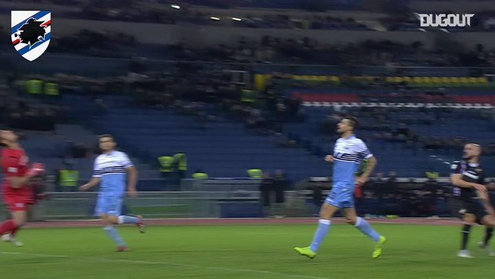 Sampdoria's top 3 goals at SS Lazio