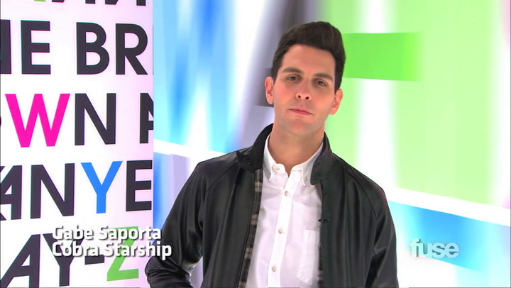 Shows: Top 100 Sexy Beats: Gabe Saporta Raps Some Jay-Z For His Pick