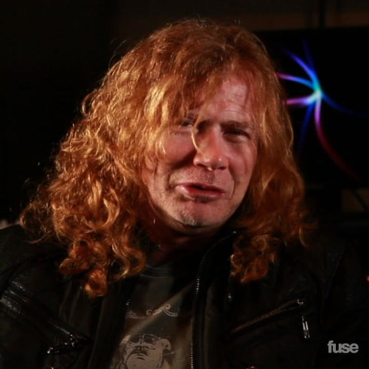 Dave Mustaine On Rocking Out With The San Diego Symphony