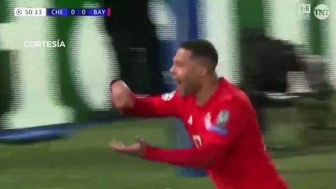 Chelsea 0-3 Bayern Múnich (Champions League)