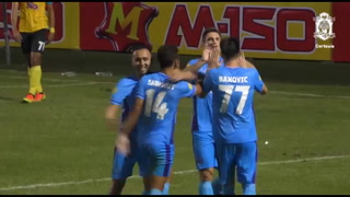 Evgeni Kabaev, ex Real de Minas, debuta goleando en exótica liga de Asia