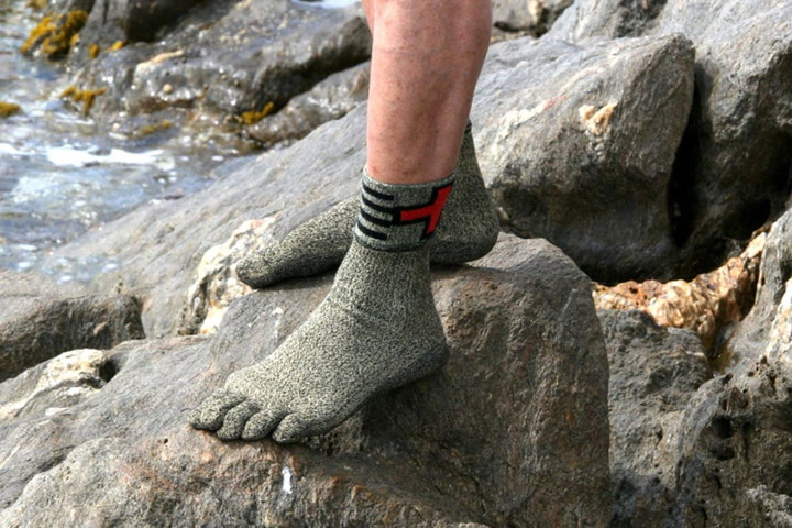 These ridiculously tough socks are made from a material that's stronger  than steel - These Ridiculously Tough Socks Are Made From A Material That's