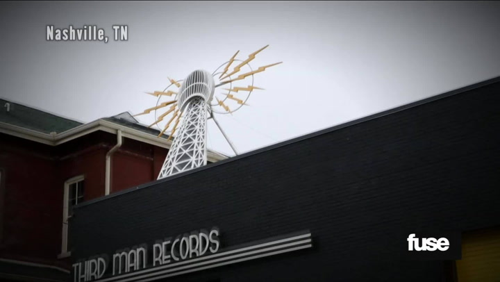 Interviews: Take a Tour of Jack White's Third Man Records Store
