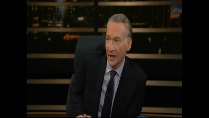 Maher: Trump's Main Concern on Coronavirus is the Stock Market