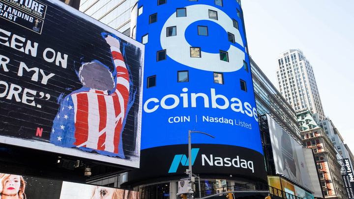 Coinbase Says Institutions Aren't 'Panic Selling' During the Dip