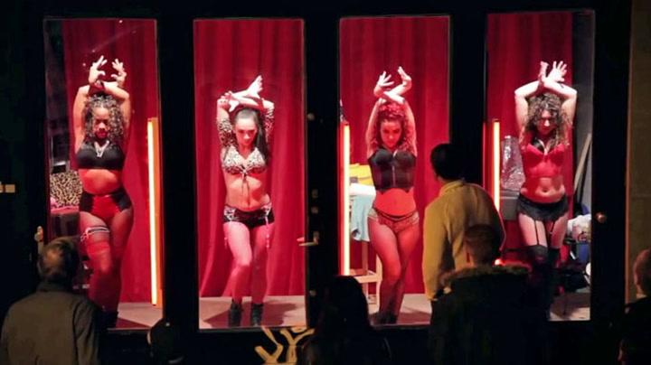 Sexy dans får menn til å tenke