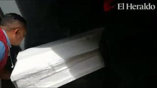 Menor perece tras ser arrollado por vehículo en Choluteca