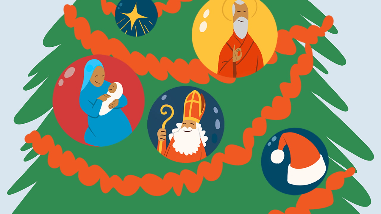 The Amazing History of Christmas