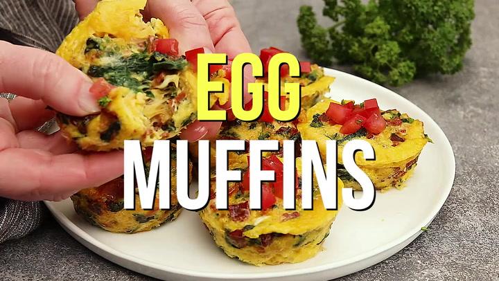 244675dfbb9 Breakfast Egg Muffins - Dinner at the Zoo