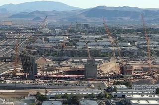 Las Vegas Stadium Livecam