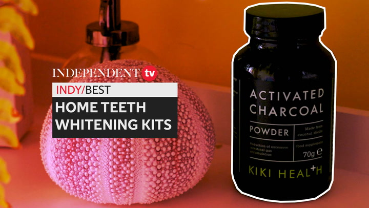The top teeth whitening kits to try at home | IndyBest Reviews