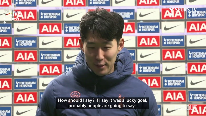 Heung-min Son hopes Arsenal stunner will be remembered