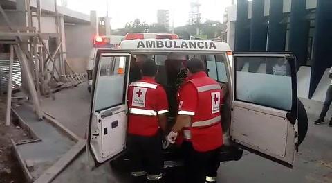10 personas heridas deja accidente en la carretera hacia Olancho