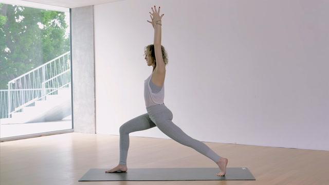 Yoga für mehr Kraft