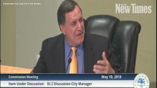 Commissioner Joe Carollo Makes Racist Kim Jong-un Joke at Asian-American Colleague