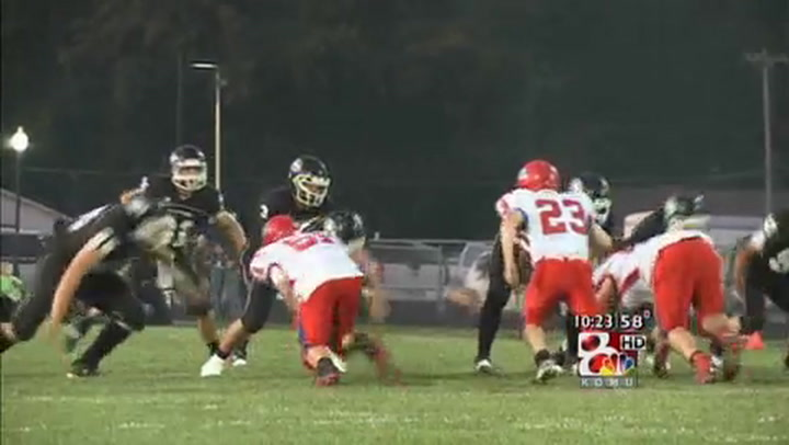 South Shelby at Centralia FNF Week Four