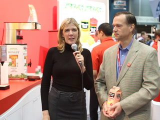 NRA 2012: Coca-Cola healthy and smoothie beverage trends