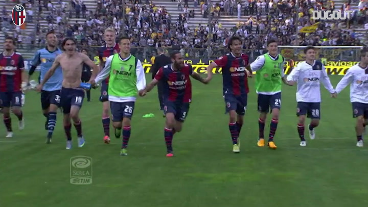 Taider and Moscardelli secure Bologna win vs Parma