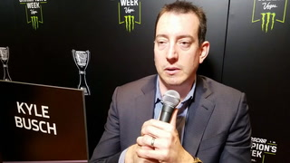 Kyle Busch Reflects On Disappointing End To Nascar Season