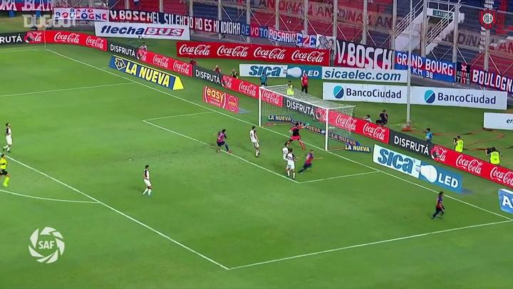 أهداف جماعية: مارسيلو هيريرا أمام لانوس