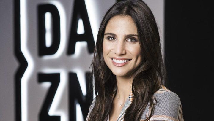 Lucía Villalón, fichaje estrella de DAZN