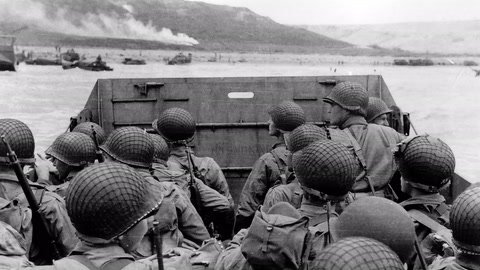 Remembering D-Day  73 Years Ago