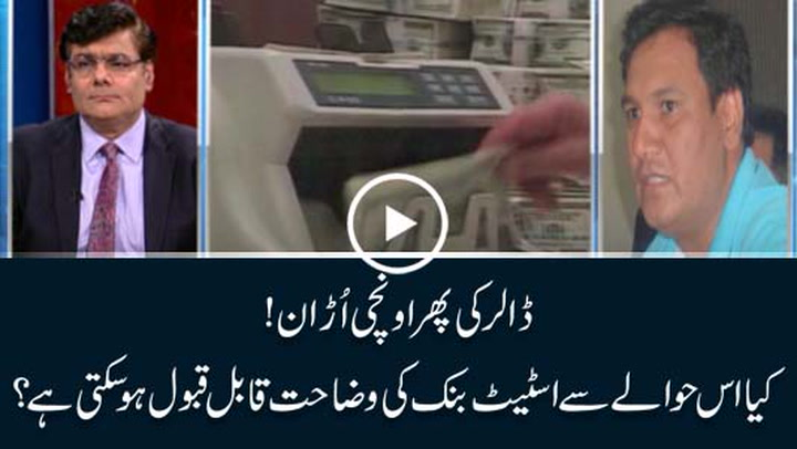 What is actual reason behind the recent surge in dollar rate?