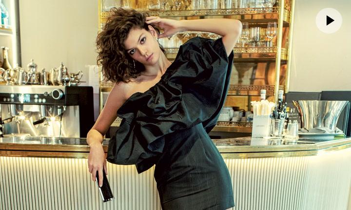 Marta Ortiz desvela las tendencias de la temporada en la revista Fashion enero