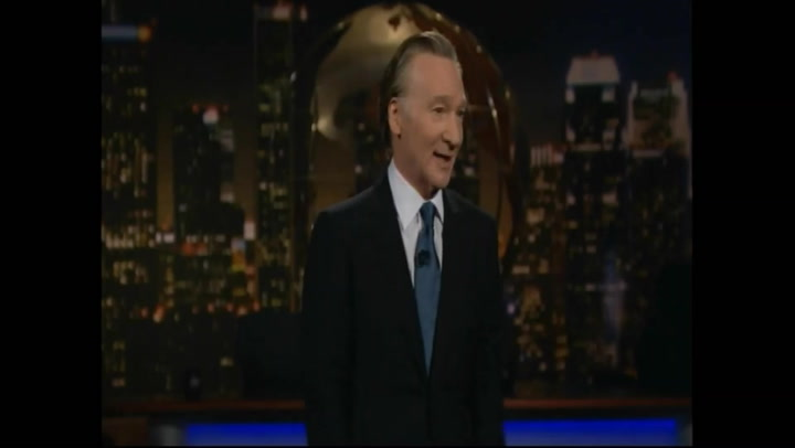 Maher: We're Back to Mask Rules That Aren't Scientific So 'People Can Cover Their Ass'