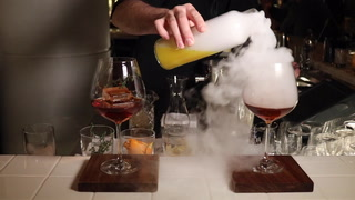 "The ""Flight Unknown"" At Bar Centro at Bazaar Meats Las Vegas Features 5 Innovative Cocktails"