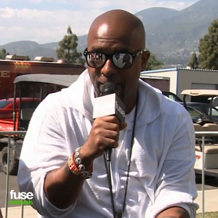 DO NOT DELIVER: Rapper Tech N9ne Recorded New Song With The Doors!