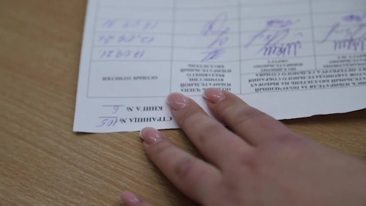 Reported voting violations mar Russia elections