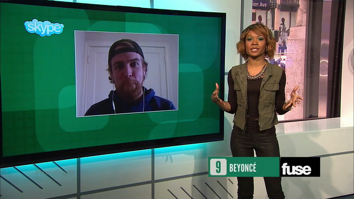 "Shows: Trending 10: Meet the Creator of the Beyoncé ""Drunk in Love"" Emoji Video"
