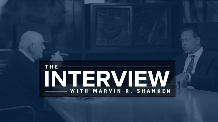The Interview with Marvin R. Shanken Feat. Alex Rodriguez - Hall of Fame