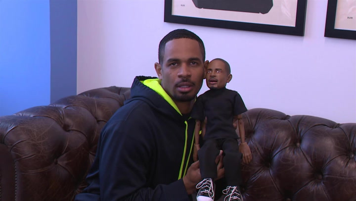 Hollywood Puppet Shitshow First Date: Damon Wayans Jr. Meets His Puppet