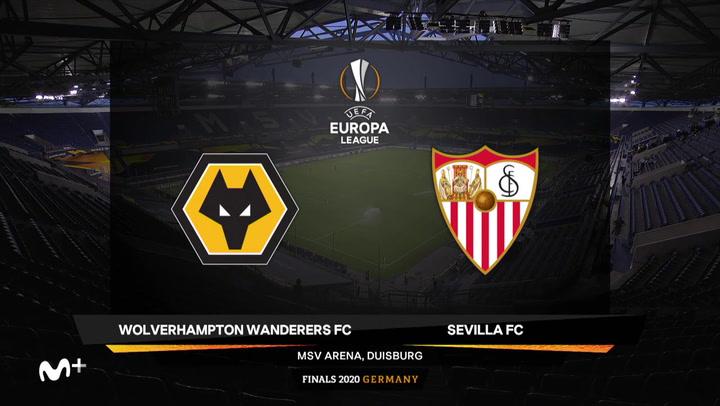 Europa League: Resumen y Goles del Wolverhampton-Sevilla