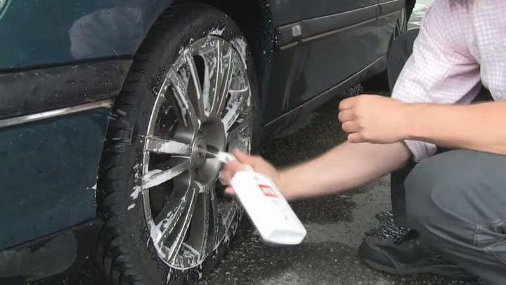 Bilpleie: Hvordan få skinnende rene hjul og felger